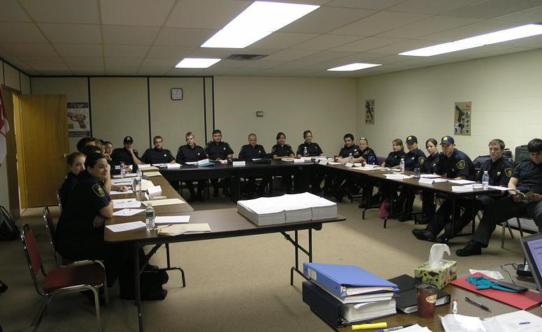 Lamperd Police Training -